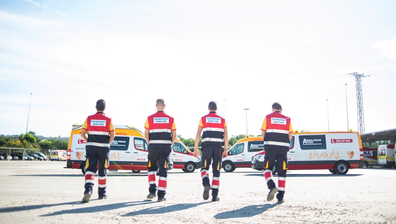 ¿Buscas precio para contratar ambulancias en tus eventos?