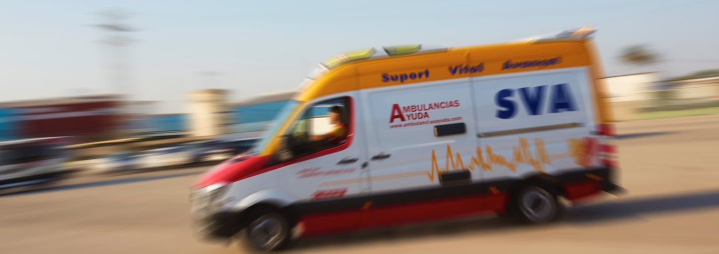 Todo sobre ambulancias